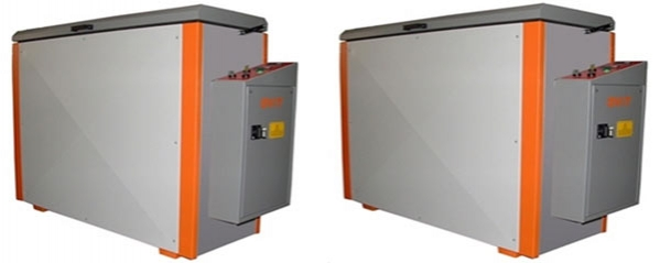 Plate Baking Oven by Ovit SRL (Italy)