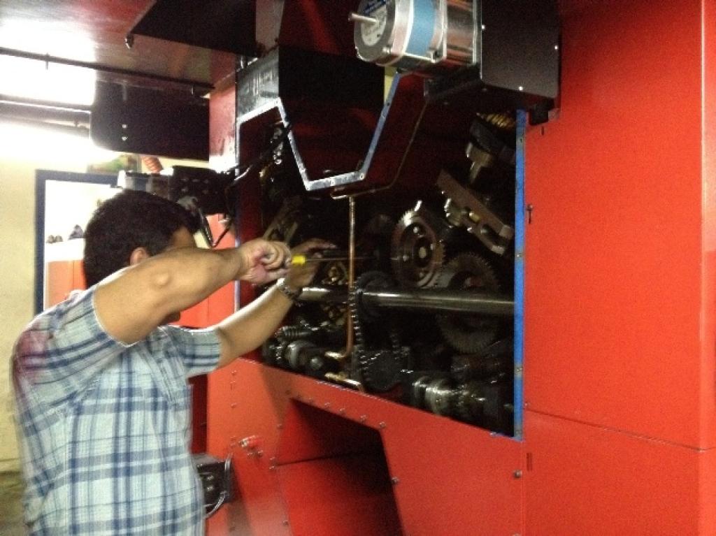 Repair of Printing Equipments