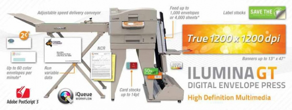 Digital Production Press by Xante  EMEA (USA)