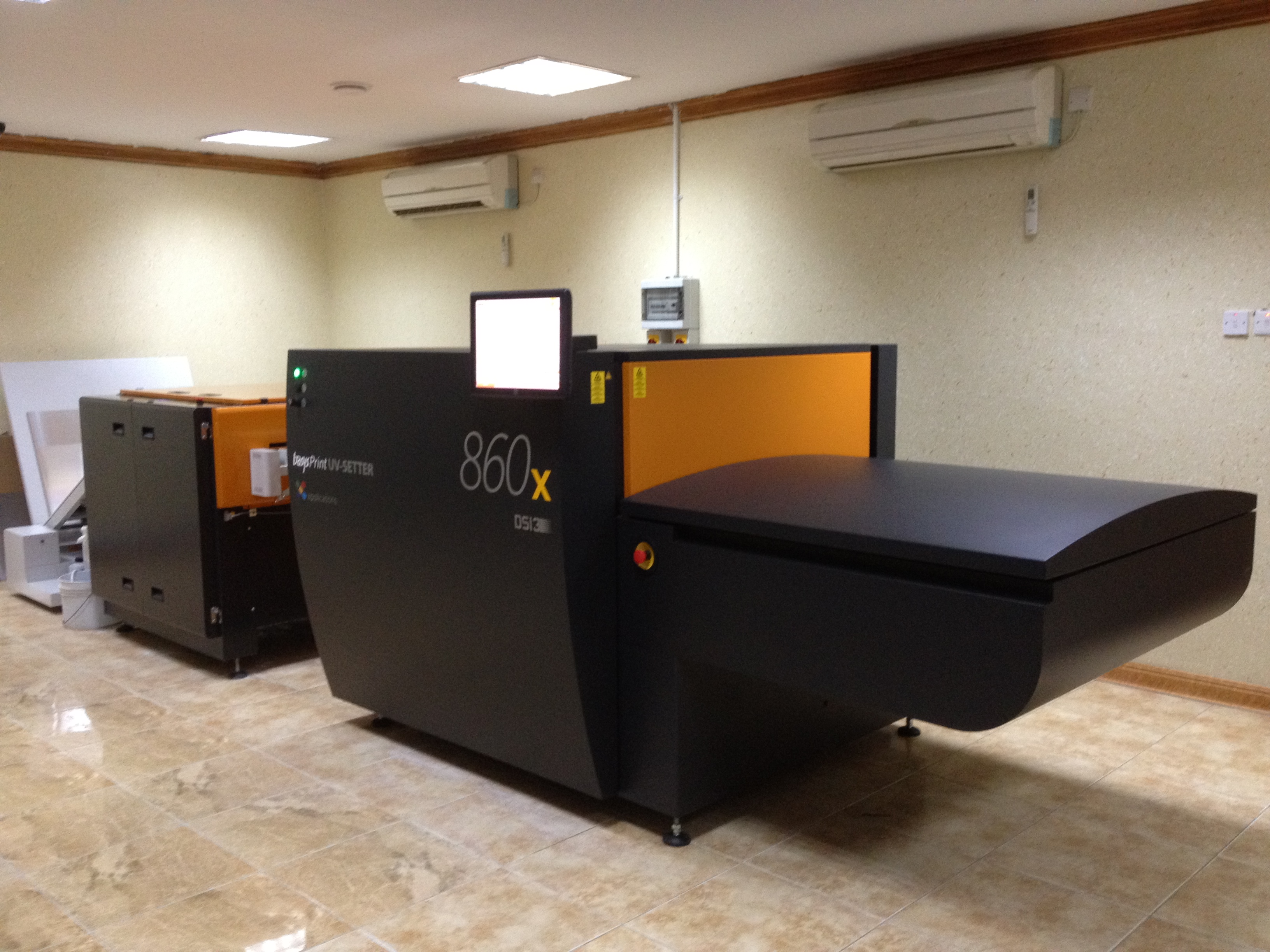 Global Graphics INT Kuwait: Announces installation of